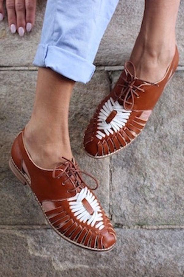Image of Oaxaca Loafer - Vintage Tan