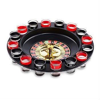 Shot Roulette #drinkinggames