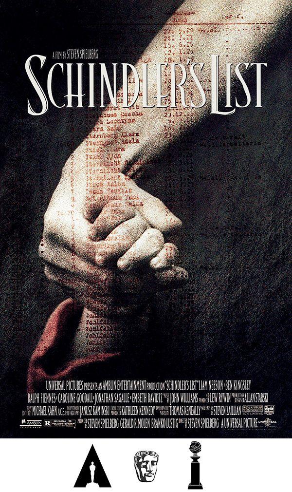La Lista De Schindler Schindler S List 1993 Estados Unidos