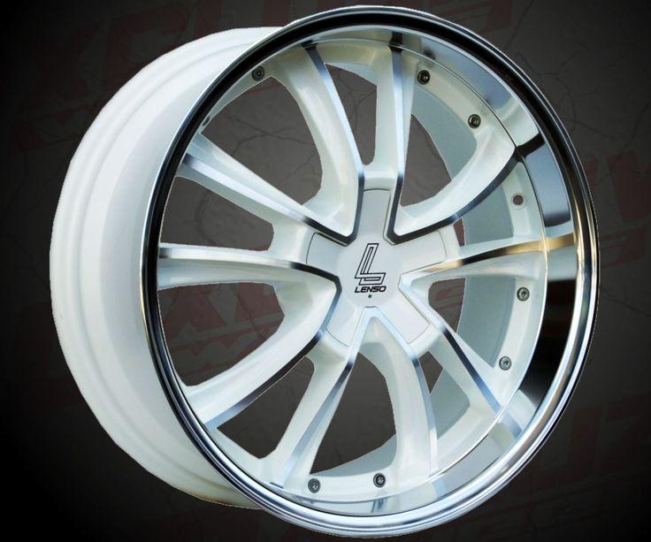 """Modèle : ES7 / Style Tuning / Tailles : 18x8.5"""", 20x8.5"""", 20x9.5"""" / Entraxes : 5x112, 5x120 / Déport : 20, 35, ou 45 / Finition : Blanc surfacé + face polie. / Compatible pour : Audi, VW, BMW, Mercedes..."""