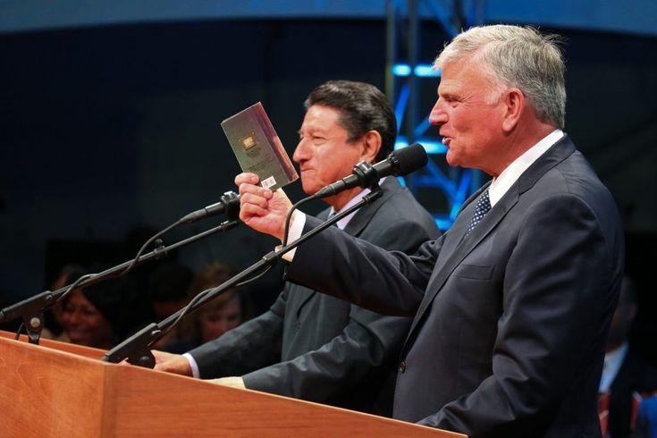 New Believers in Puerto Rico Find True Paradise Is in Jesus Christ