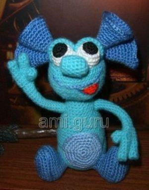 giocattoli crochet maglia