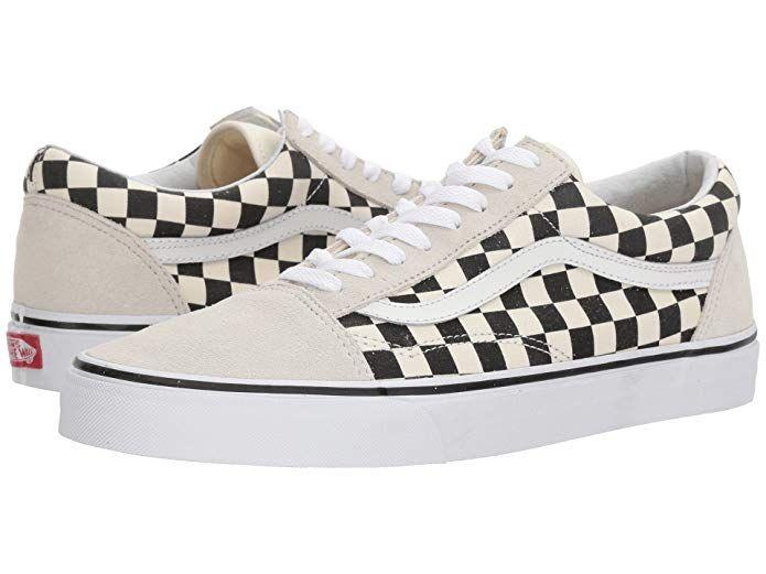 Vans Unisex Shoes Old Skool Sneakers Review Vans Old Skool Vans Old Skool Sneaker Leather Shoes Woman