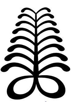 Dit teken symboliseert onverschrokkenheid en moed. Het wijst op doorzettingsvermogen, ook als de omstandigheden tegenzitten. Nar boven toe worden de hinderlijke invloeden kleiner, dat wil zeggen dat bij vastberaden voortschrijden op de eenmaal gekozen weg de problemen steeds kleiner worden.