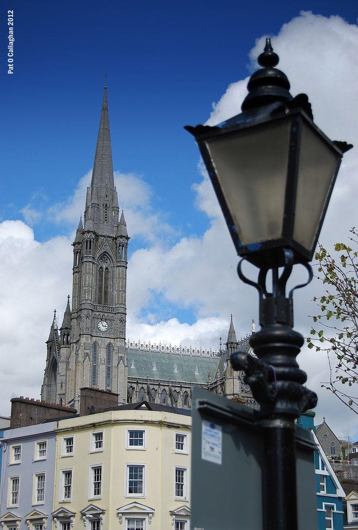 Lamp Standard, Waterfront, Cobh,