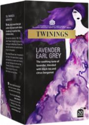 Lavender Earl Grey-I would love to try this. Lady Grey and Earl Grey are my favorites. I wonder if it is available in the US?