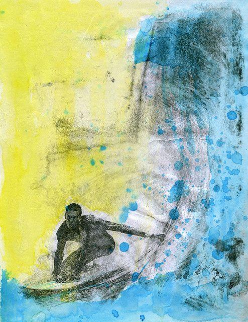 #surf#art#wave.