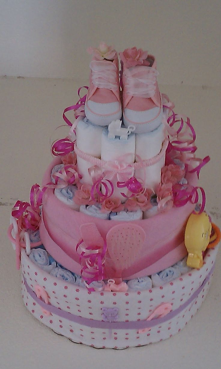 1000 Images About Diaper Cake Designs On Pinterest