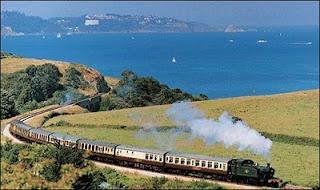 South Devon Steam Train