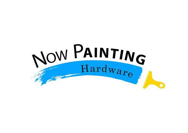 Logo for local hardware shop by Karine Taljaard, via Behance