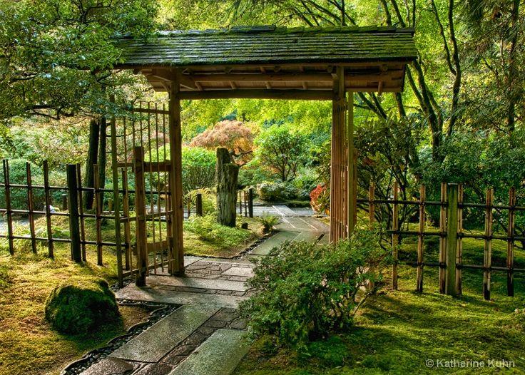 Japanese Garden Gate 117 best japanese gates & fences images on pinterest | japanese