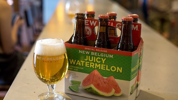 This Watermelon Beer Is Not the Wine Cooler You Think It Is | Bon Appetit