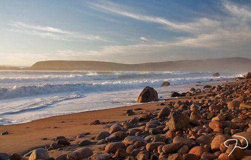 Ingonish Beach    Cabot Trail, Cape Breton Highlands National Park, Ingonish, Nova Scotia, Canada.