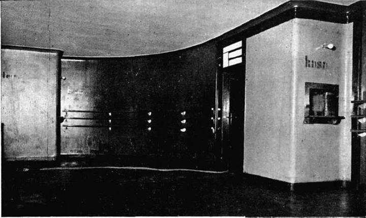 Kino Atlantic w 1930