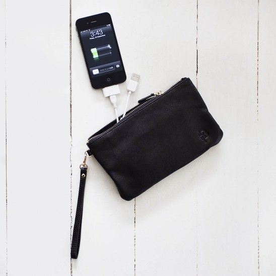 Mighty Purse - Charge your phone on the go!