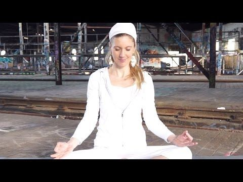 Kundalini Yoga Meditation to Reverse Negative Attitude, Frustration & Depression