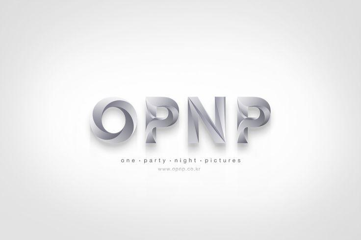 opnp photographer logo branding by EUNJII
