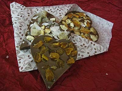 Valentine's Day at the Chocolate Den