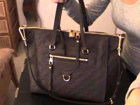 Louis Vuitton Lumineuse PM in Empreinte Terre   Purses   Louis vuitton, Louis  vuitton handbags, Handbags 5b0476269f7