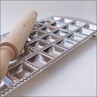 Te paso mi receta: Propuestas de rellenos para ravioles o sorrentinos. Ravioles de brócoli