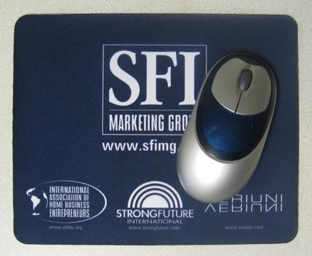 SFI Mousepad.Love it!!!