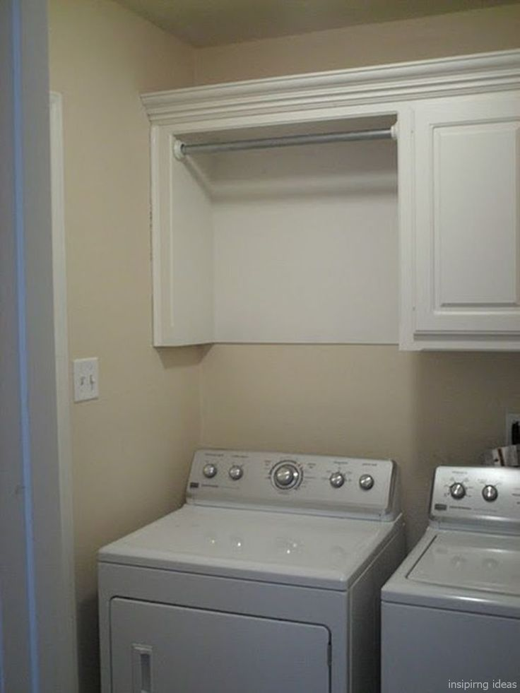 90 Awesome Laundry Room Design and Organization