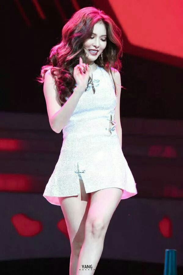 Pin By Kimberly Flores On Hyuna Pinterest
