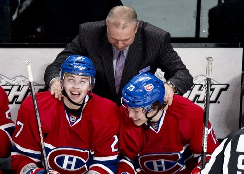 Alex Galchenyuk and Brendan Gallagher are staying with the...