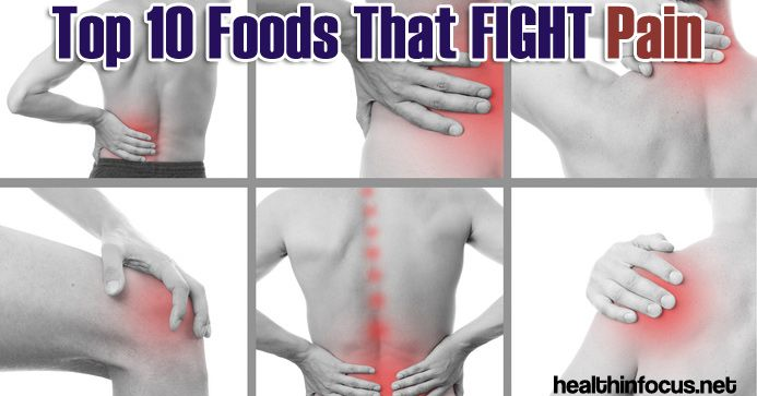 Did you know that numerous foods have been found to contain pain-fighting substances? ... [read more]