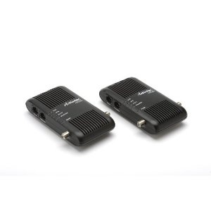 Trying this out to extend network to front part of my house -- Actiontec Ethernet Over Coax HPNA Adapter - Twin Pack
