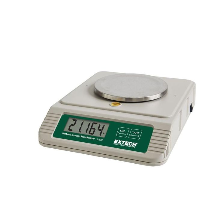 Electronic Counting Scale and Balance, Green