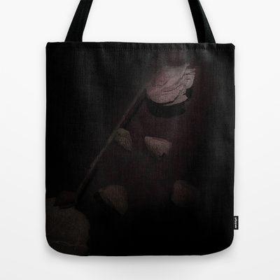 Oblivion Tote Bag by Oscar Tello Muñoz - $22.00