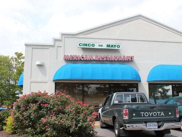 Mexican Restaurants In Newport News Best
