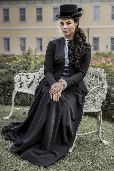 Primeiras fotos da nova novela da Globo, 'Além do Tempo'