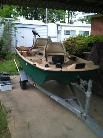 Bass hound 9 4 with trailer boats pinterest for Craigslist fishing equipment