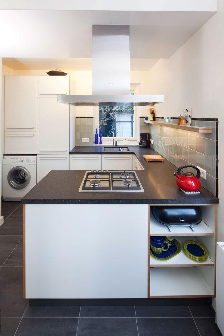 Meer dan 1000 ideeën over houten keukenkasten op pinterest ...