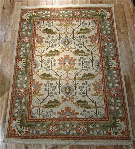 R13 arts crafts donegal style rug arts crafts rugs for Arts and crafts style rug