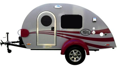 TaG Max - Teardrop Camper/Trailer - Little Guy. I'm thinking about this one!
