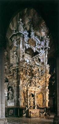 TOMÉ, NarcisoTransparente1721-32Stucco, bronze, marbleCathedral, Toledo
