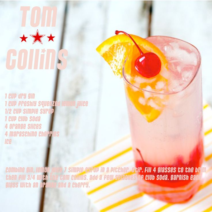 how to make a vodka collins