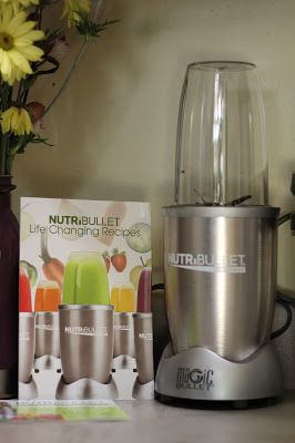 Mom's Gone Bronson!: NUTRiBULLET Pro - The gift That Keeps on Giving, This Season! #MGBHGG