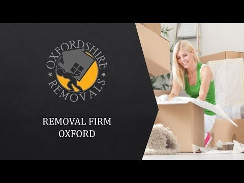 Removal Firm Oxford