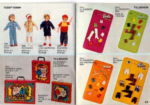 1970s Barbie booklet | by Fashion doll fan1
