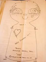 Image result for vintage rag doll patterns free download