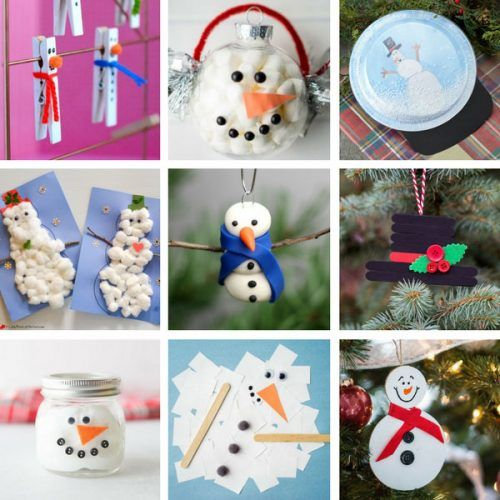 50 Christmas Crafts For Kids Christmas Crafts For Kids