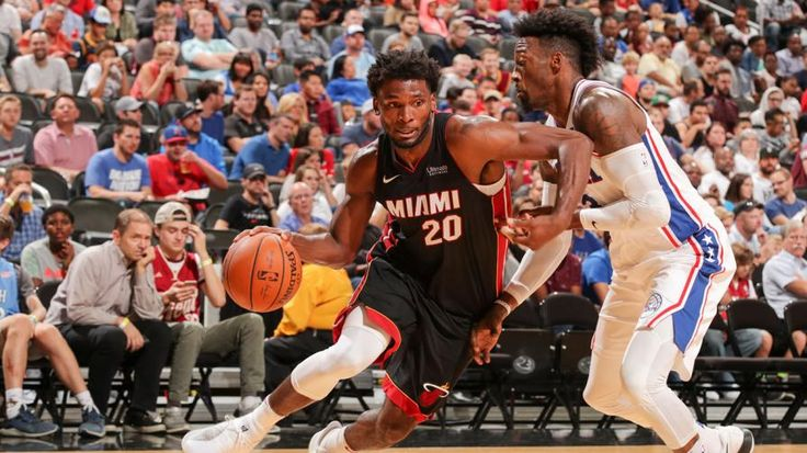 How injury rehab made Miami Heat forward Justise Winslow even stronger