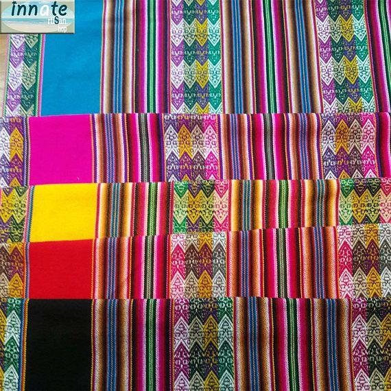 Peruvian fat quarter fabricfat quartersethnic fabriccuzco