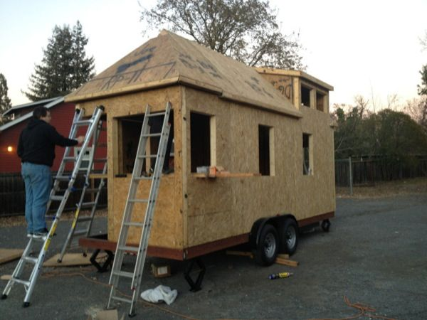 17 best images about sip on pinterest tiny house on for Sip house construction