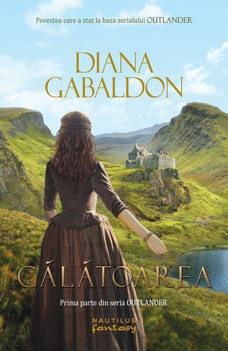 Călătoarea, primul volum al seriei Outlander apare tradus în română - Livre.ro