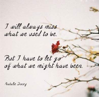 Letting go of what might have been. ❤️ #love #poetry